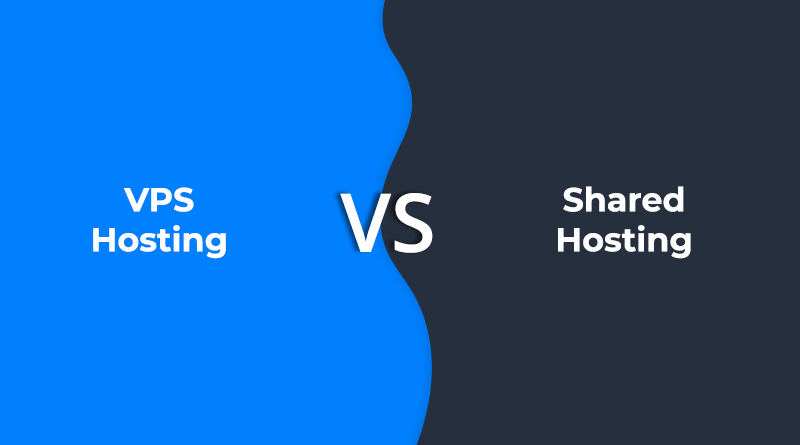 VPS or Shared Hosting