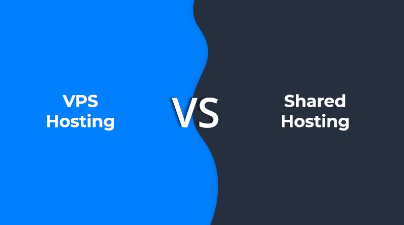 VPS or Shared Hosting
